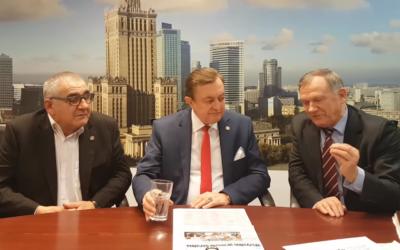 Debaty Prezesa Władysława Serafina o stosowaniu wobec niego Aresztu Politycznego i prowokacji związanych z Aresztowaniem i nierzetelnymi zarzutami