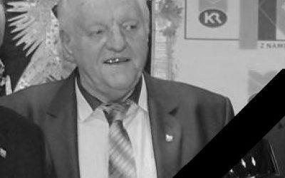 Zmarł Jan Słowik Prezes SKR w Haczowie †