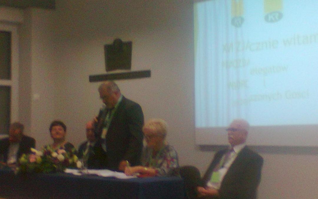 W Poznaniu 30 września 2019r. odbył się XVIII Sprawozdawczo-Wyborczy Zjazd Delegatów Poznańskiego Okręgowego Związku Rolników, Kółek i Organizacji Rolniczych.
