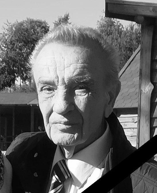 Odszedł nasz kolega wieloletni Prezes WZRKiOR w Białymstoku Zdzisław Lipski. †