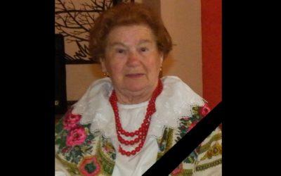 Odeszła wybitna działaczka Kół Gospodyń Wiejskich – Antonina Górna