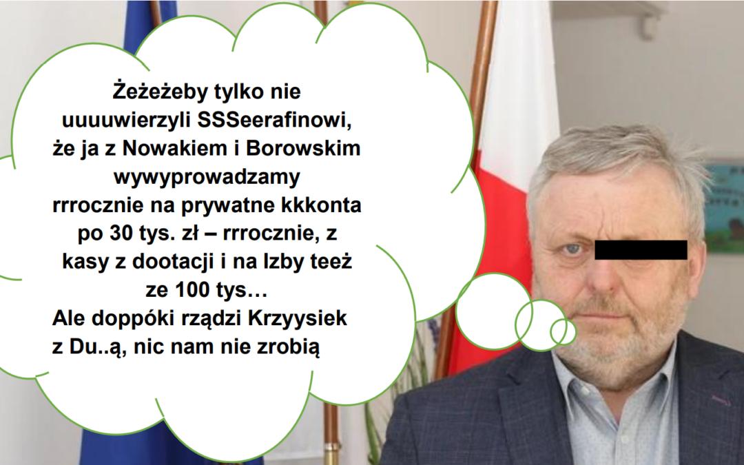 Wiktor Szmulewicz: wreszcie mówię prawdę! Rolnicy nie mogą się zjednoczyć, bo zjednoczeni nie dadzą sobą manipulować!!! Prawdą nigdy nie pozbędziemy się Serafina!!!